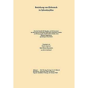 Entzinkung von Gichtstaub im Schmelzzyklon by Schenck & KarlHeinz