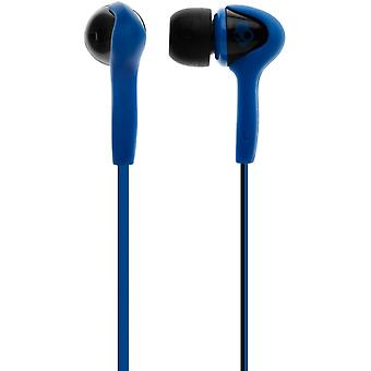 Skullcandy Smokin Mic'd Stereo Headset with in-line mic - Blue