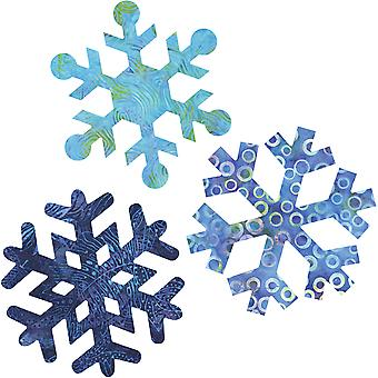 GO! Fabric Cutting Dies-Snowflakes 7