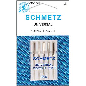 Universal Machine Needles Size 9 5 Pkg 1721
