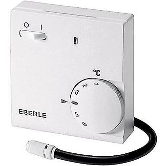 Room thermostat Surface-mount 24 h mode 10 up to 60 °C Eberle