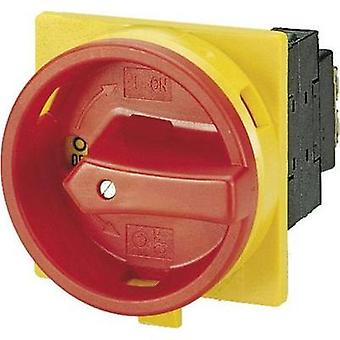Limit switch lockable 20 A 690 V 1 x 90 ° Black