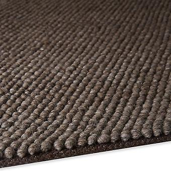 Rugs -Loopy 02 - Light Brown