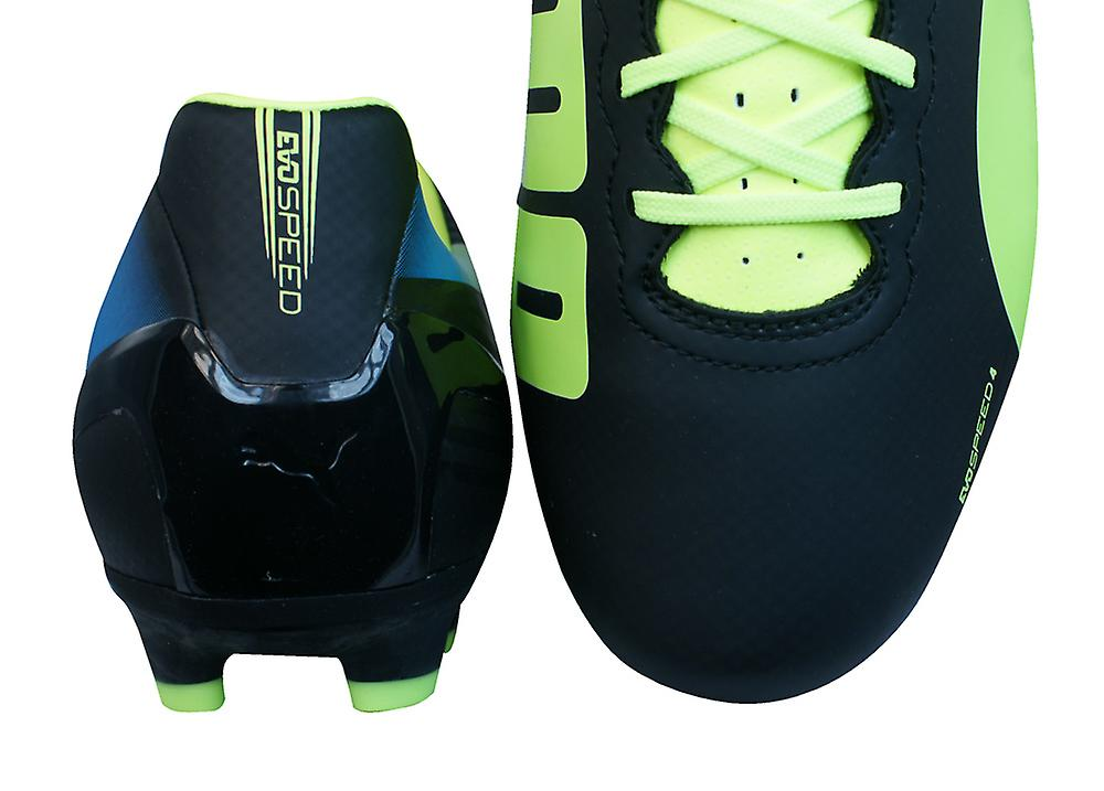 Football Puma Boots 2 Black Cleats AG 4 evoSPEED Puma Mens qxwgZxX6O