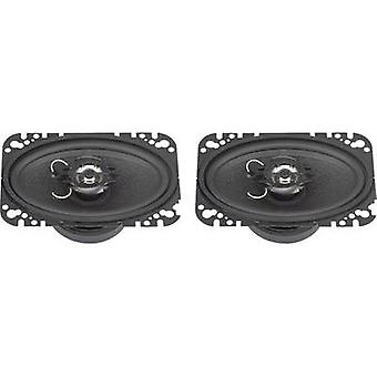 2 way coaxial flush mount speaker kit 350 W Boschmann