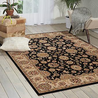 Persian Crown Rugs Pc002 Black
