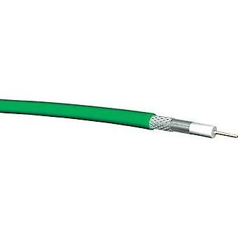 AV cable Green DRAKA 1002203 Sold per metre