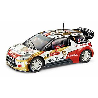 Scalextric Citroen Ds3 Wrc  Abu Dhabi  (Toys , Vehicles And Tracks , Slot , Cars)