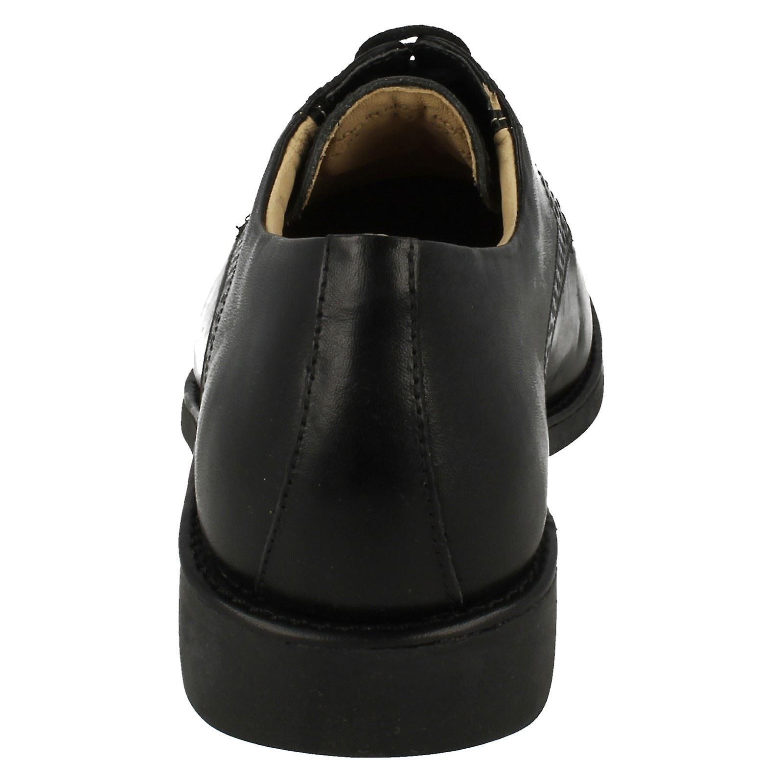 Mens anatomische Brogue detaillierte detaillierte Brogue Schuhe Araras 81c8b0