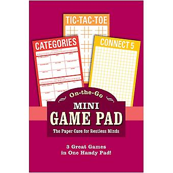 Knock Knock On-the-Go Mini Game Pad II (Mass Market Paperback)
