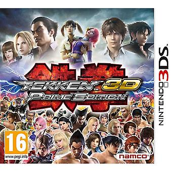 Tekken 3D - Prime Edition Nintendo 3DS Video Game