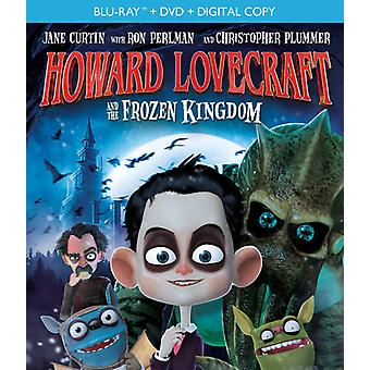 Howard Lovecraft & the Frozen Kingdom [Blu-ray] USA import