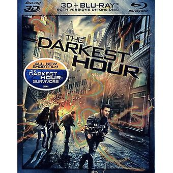 Darkest Hour 2D-3D [BLU-RAY] USA import