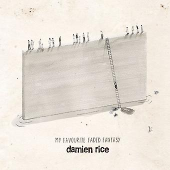 Damien Rice - My Favourite Faded Fantasy [CD] USA import