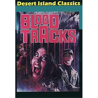 Jeff Harding - bloed Tracks [DVD] USA import