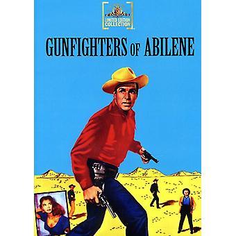 Gunfighters of Abilene [DVD] USA import