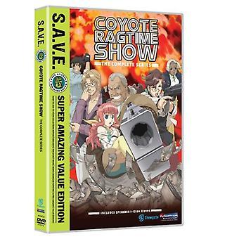 Coyote Ragtime Toon: Box Set-S.a.V.E. [DVD] USA importeren