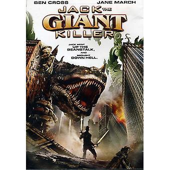 Jack kæmpe Killer [DVD] USA importerer