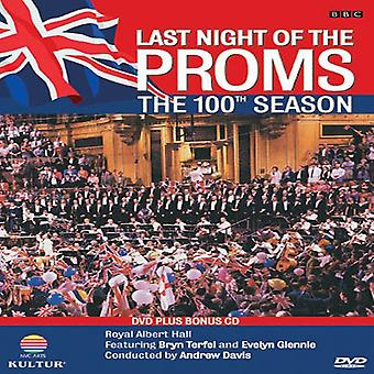 Sidste Night of the Proms 100 sæson [DVD] USA import