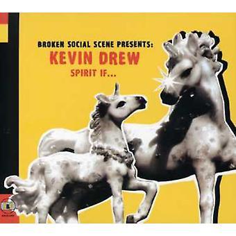 Broken Social Scene præsenterer Kevin Drew - ånd hvis [CD] USA import