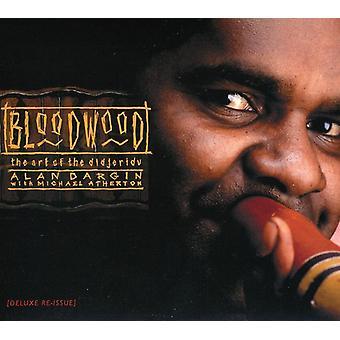 Alan Dargin - Bloodwood: The Art of Didjeridu [CD] USA importen