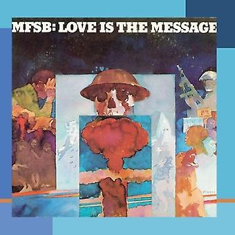 MFSB - bästa av Mfsb: kärlek är meddelande [CD] USA import