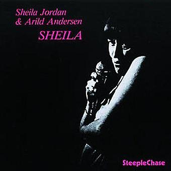Sheila Jordan - Sheila [CD] USA import