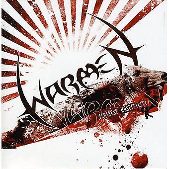Warmen - japanske gæstfrihed [CD] USA importerer