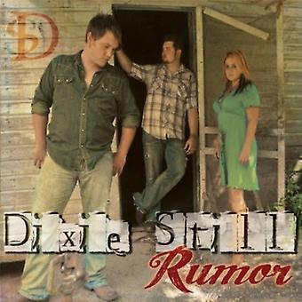 Dixie Still - Rumor [CD] USA import