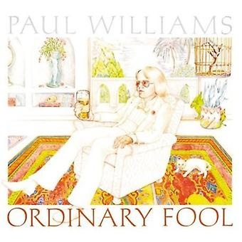 Paul Williams - almindelige fjols [CD] USA import