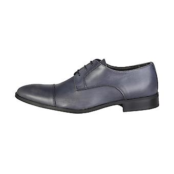 Made in Italia Lace up Grey Men