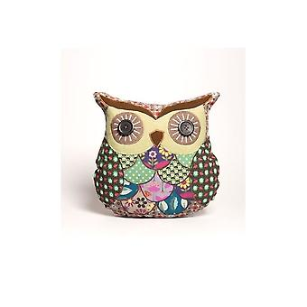 Sass and Belle Mabel Wise Owl Cushion
