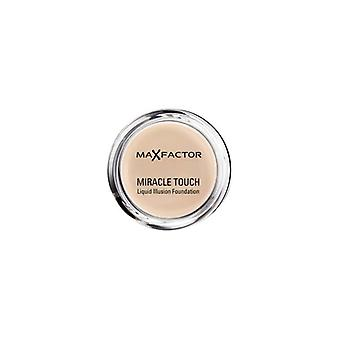 Max Factor Max Factor Miracle Touch Liquid Illusion Foundation - Almond