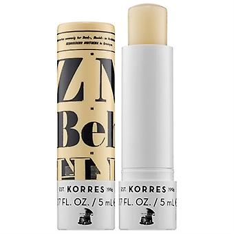 Korres Mandarin Lip Butter Stick Colourless 0.17oz / 5ml