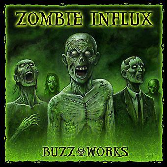 Importación de Buzz-obras - Zombie USA afluencia [CD]