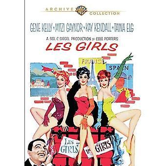 Les Girls (1957) [DVD] USA importieren