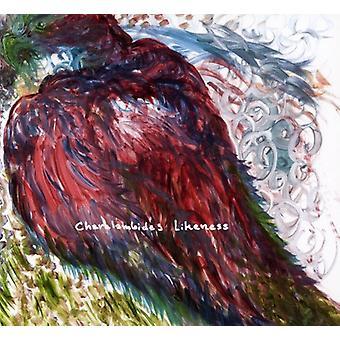 Charalambides - lighed [CD] USA importerer