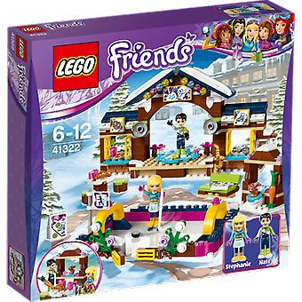 Lego 41322 Friends Snow Resort Ice Rink (Toys , Constructions , Buildings)