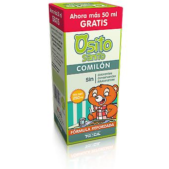 Tongil Teddy Sanito Comilon 200 ml (Childhood , Suplements , Healthy diet)
