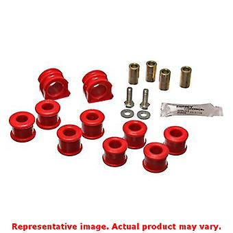Energy Suspension Sway Bar Bushing Set 15.5106R Red Front Fits:VOLKSWAGEN 1998