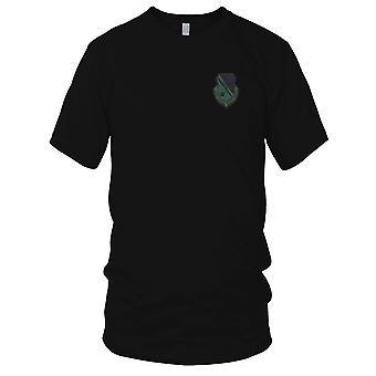 USAF Airforce - 143rd Tactical Airlift Group OD Embroidered Patch - Kids T Shirt