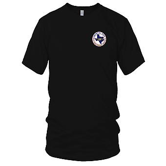 US Navy USSVI District 5A Texas Embroidered Patch - Kids T Shirt