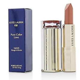 Estee Lauder ren farve elsker læbestift - #100 Blas Buff - 3.5g/0.12oz