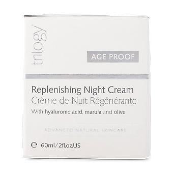 Trilogien efterfyldning Night Cream 60ml