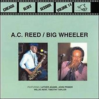 Reed/Wheeler - Chicago Blues Session [CD] USA import