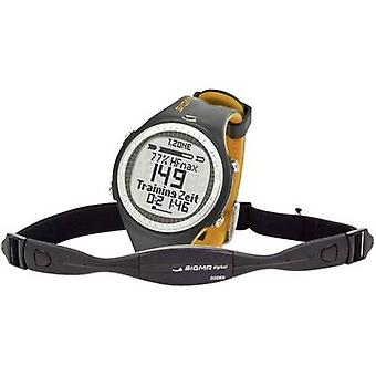 Heart rate monitor watch with chest strap Sigma PC 25.10