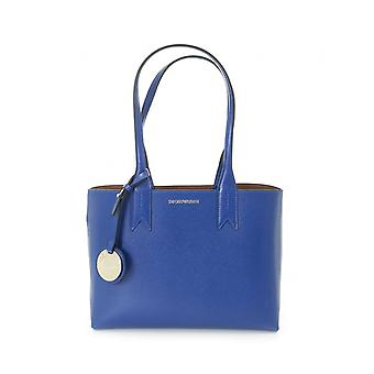Emporio Armani Frida Small Eco Leather Shopper