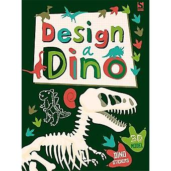 Design a Dino by Frankie J. Jones &  Autumn Publishing Inc.
