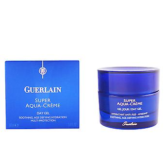 Guerlain Super Aqua Creme Jour Gel 50ml New Womens Sealed Boxed