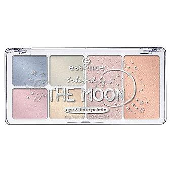 Essence Be Kissed By The Moon Eye and Face Palette (Make-up , Palets)